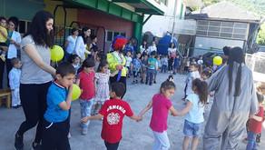FAR's Program Beneficiaries Celebrate International Children's Day