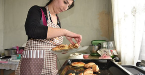 FAR's Support Enables One Woman to Support Her Family Through Her Pastry Business