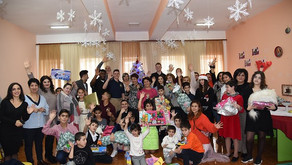 Children's Centers Celebrate Christmas