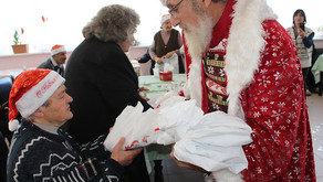 "Beirut Resident Brings ""Santa Shows"" to Armenia for Christmas, Inspiring Children and VOAH R"