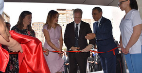 Neurological Medical Center Opens in Yerevan in Honor of FAR Founder Dr. Edgar Housepian