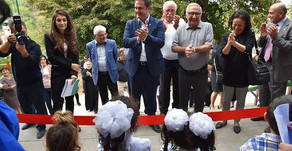 FAR Re-Opens Another Kindergarten in Armenia's Impoverished Tavush Province