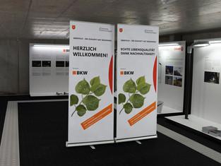 LED-Strassenbeleuchtungsmodellpark «Oberfeld»