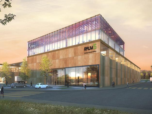 Gewerbe- und Businesspark «Raum 5»