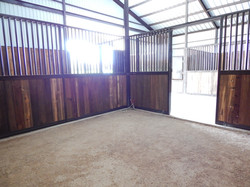 Custom Stall Fronts & Dividers