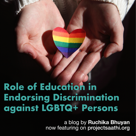 Role of Education in Endorsing Discrimination against LGBTQ+ Persons