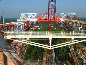 Gantry Bridge at NASA-LaRC