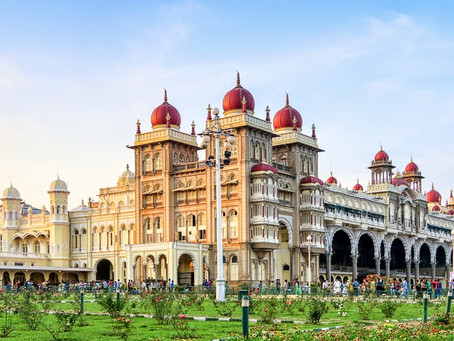 12 Hours in Mysore