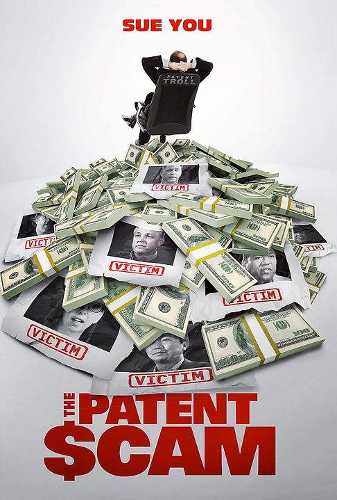 Patent Scam Documentary about Patent Trolls