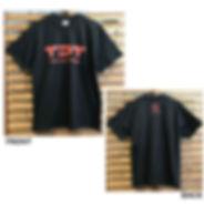 TDT Tシャツ(赤)Bパターン