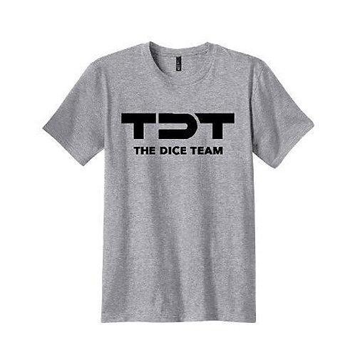 TDT Tシャツ グレー