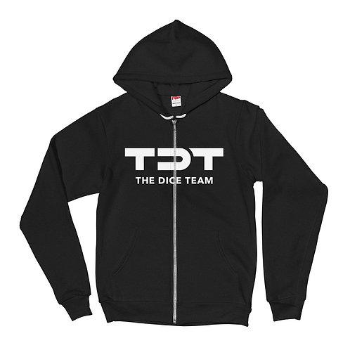 TDT Hoodie sweater / Big logo