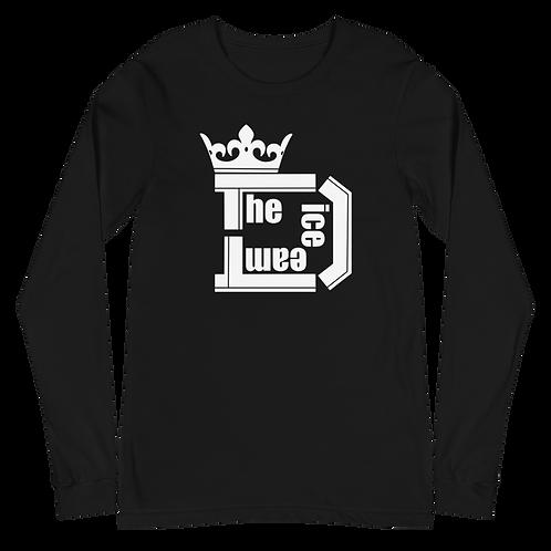 TDT King Logo ロング Tシャツ type W1