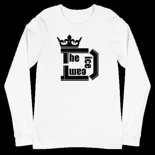 TDT King Logo ロング Tシャツ type B1