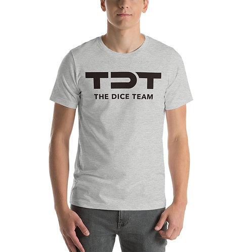 TDT T-Shirt gray