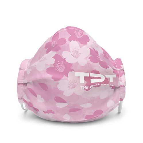 """Sakura"" face mask"