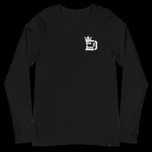 TDT King Logo ロング Tシャツ type W2