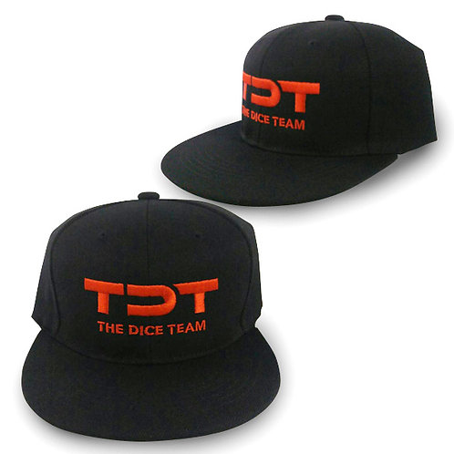 TDT Cap(赤)