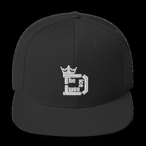 TDT King Logo スナップバックキャップ
