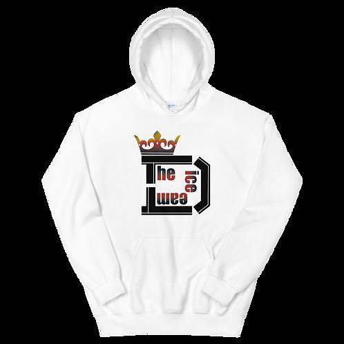 TDT King Logo プルオーバーパーカー type brg1.1