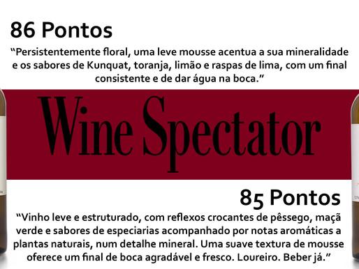 Quinta do Barco Loureiro 2017 obteve uma pontuação de 86/100 no Wine Spectator