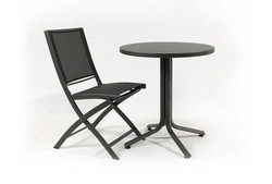 BISTRO.folding chair and table