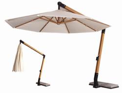 Fibersun Cantiliver Umbrella