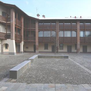 Recupero cascinale a Valbrembo, BG