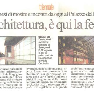 la Repubblica, 04/05/05
