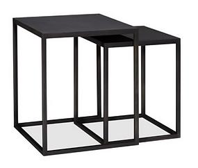 NESTING TABLES Aluminum Top