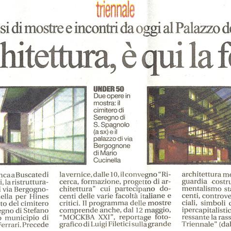 Repubblica 4-05-05
