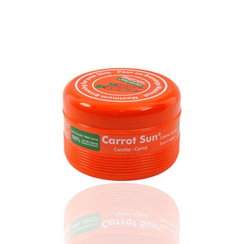 Carrot Cream Tub