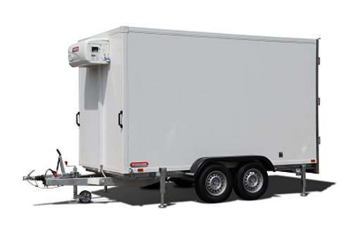 Woermann Freeze Liner 3036/180 3.6m Freezer Trailer