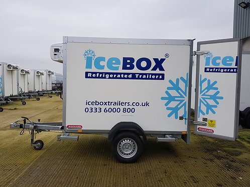 Woermann Thermo Liner 1325/145 2.5m Chiller Trailer