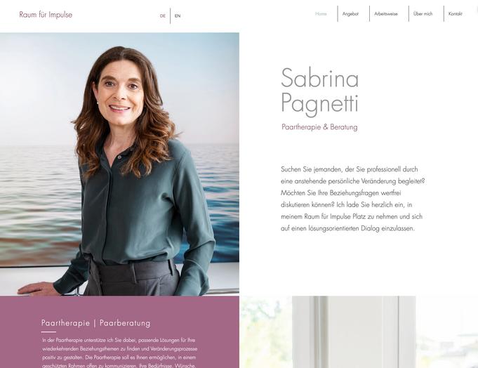 www.sabrinapagnetti.ch