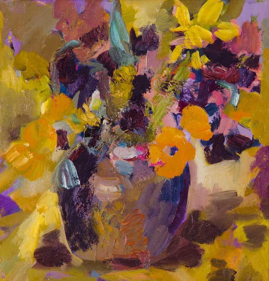 Caroline's bouquet