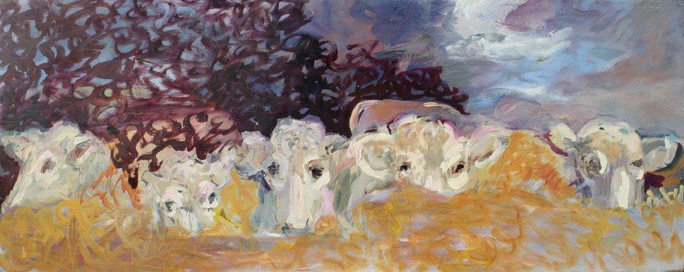 10 vaches dans le pre