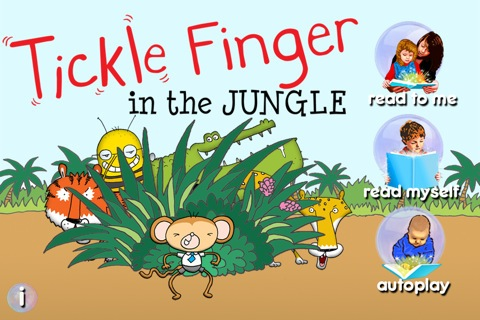 Tickle Finger in the Jungle