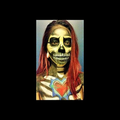 Just skin & bones