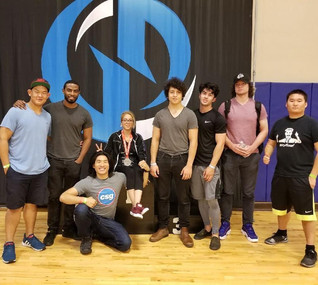 Team competition picture
