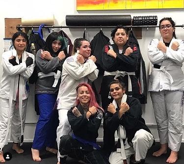 My ladies class