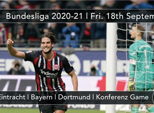 Bundesliga 2020-2021.