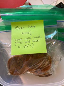 Quarantine cookies!