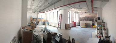 Future lab space