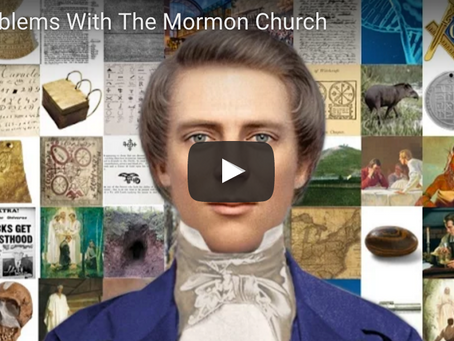 Video: I Knew There Were Problems With Mormonism, But This List Is Long…