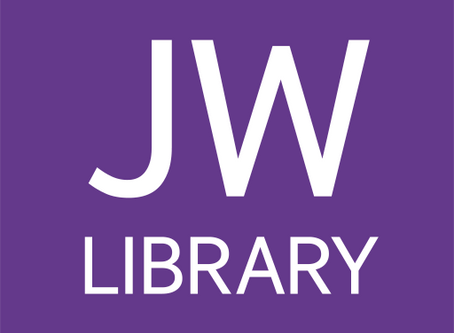 Every Atheist Needs: JW Library