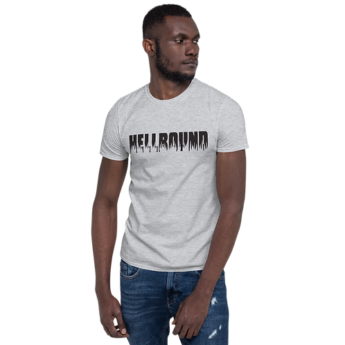 Hellbound Atheist Short-Sleeve Unisex T-Shirt