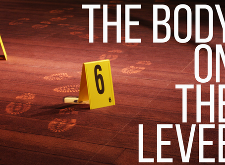 Innocents: The Body On The Levee