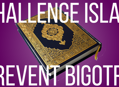 Video: Challenging Islam While Preventing Bigotry Against Muslims