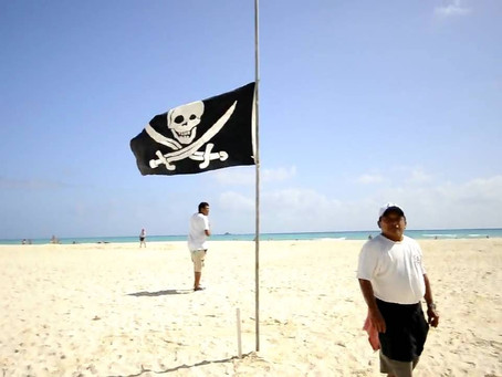 Atheist Life Hacks: How To Meet An Ex-Con In A Pirate Bar In The Caribbean